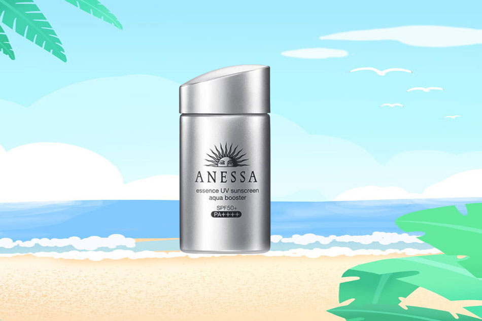 Anessa Essence UV Sunscreen Aqua Booster SPF50+ PA++++