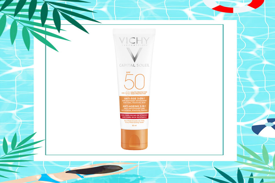 Vichy Ideal Soleil Anti – Ageing SPF 50 PA+++ 50ml