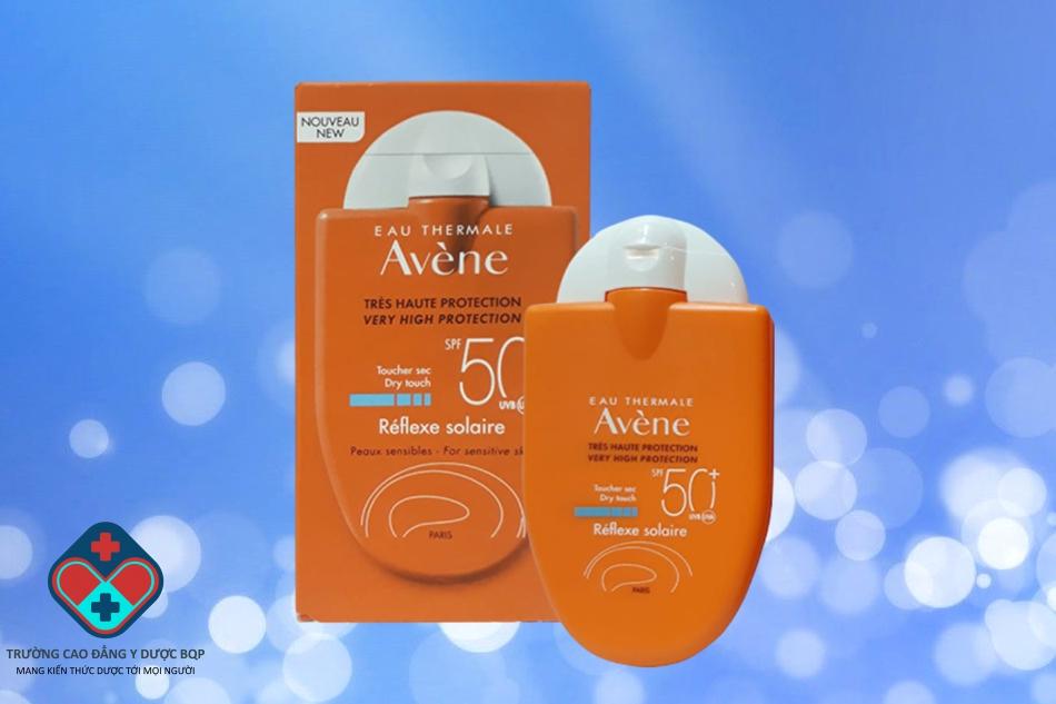 Kem chống nắng Avene Reflexe Solaire SPF 50+ cho mùa đông