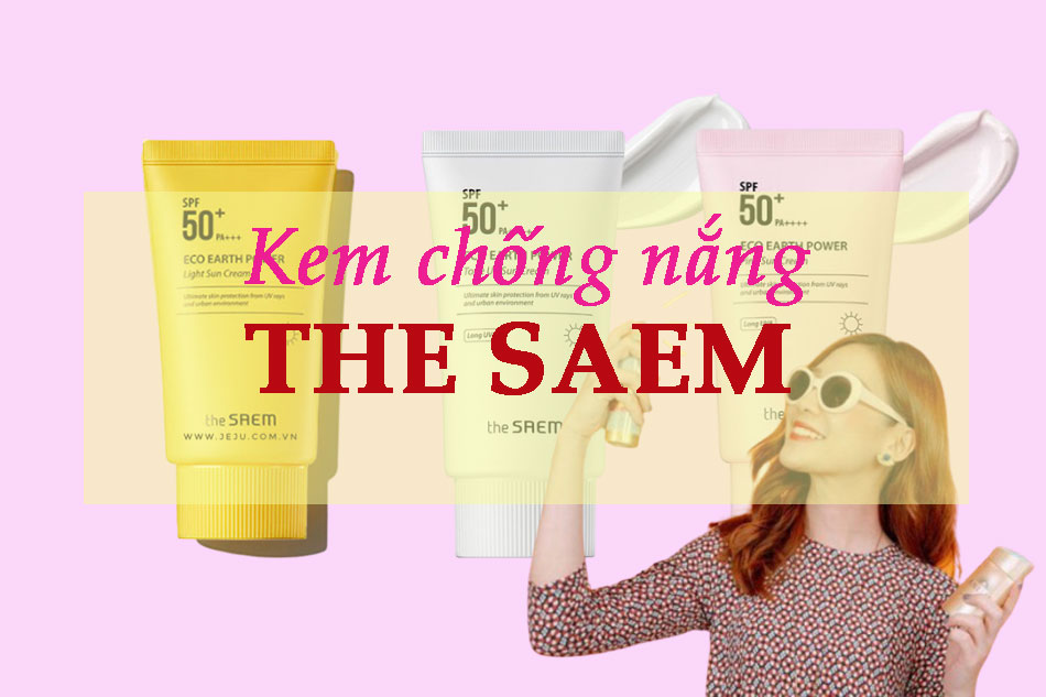 Kem chống nắng The Saem có tốt không?