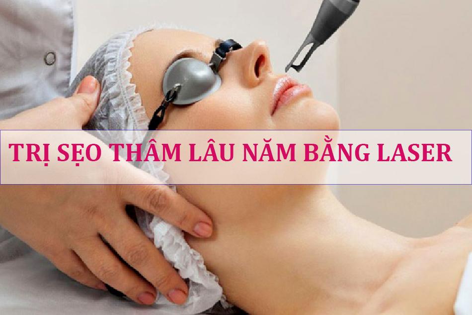 Phương pháp thẩm mỹ trị sẹo bằng laser