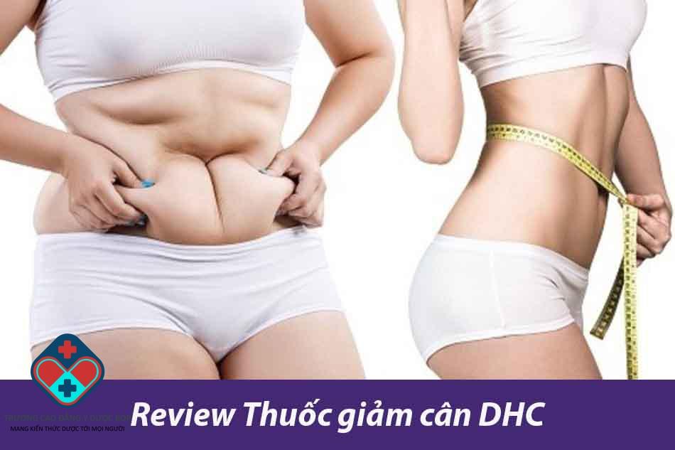 Review Thuốc giảm cân DHC