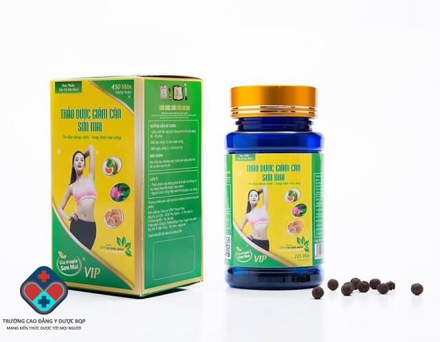 Thảo dược giảm cân Sơn Mai