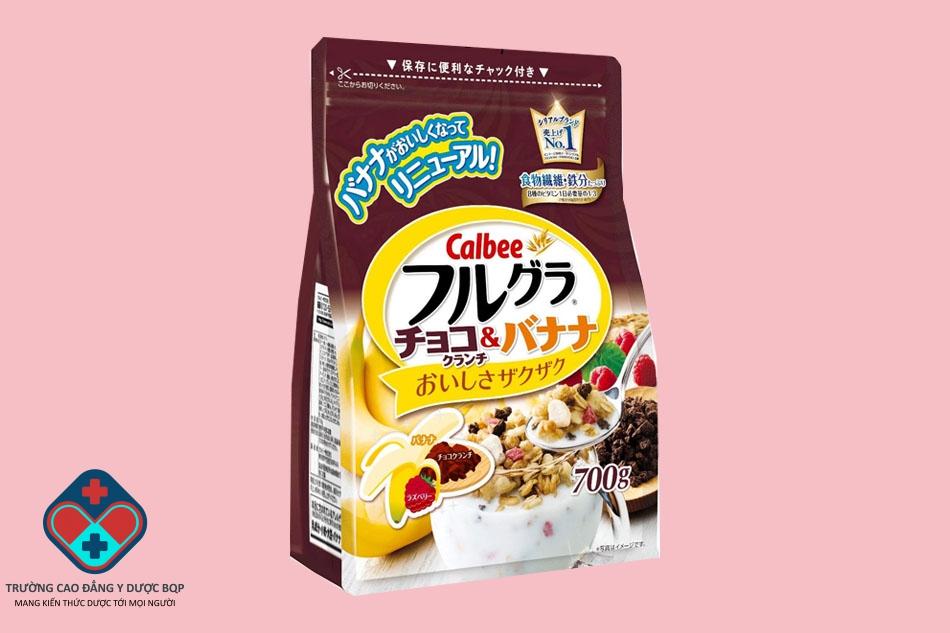 Ngũ cốc giảm cân Nhật Bản
