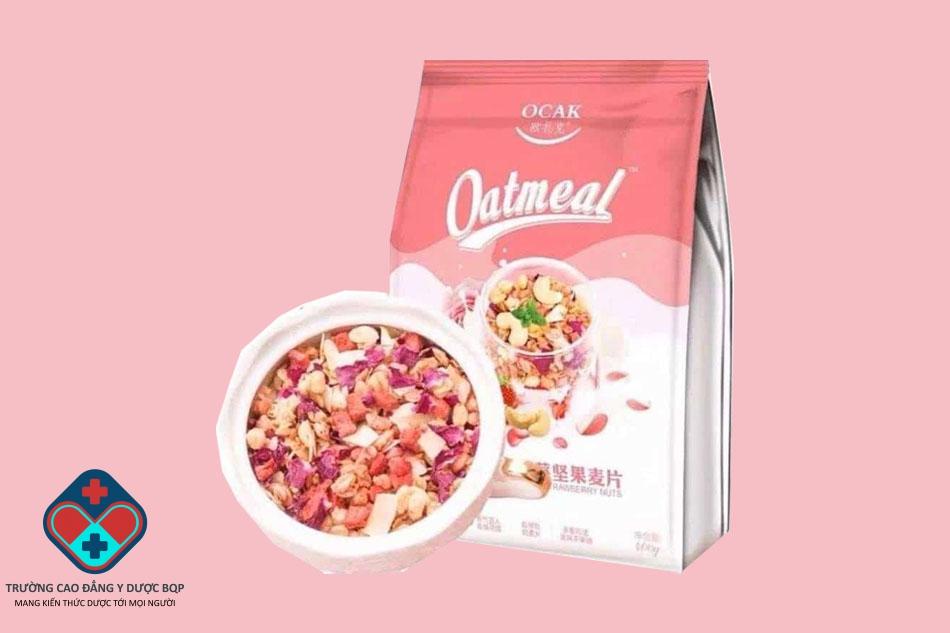 Ngũ cốc giảm cân Trung Quốc