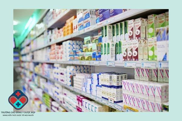 Thuốc giảm cân Lida Thái Lan được bán tại các hiệu thuốc toàn quốc