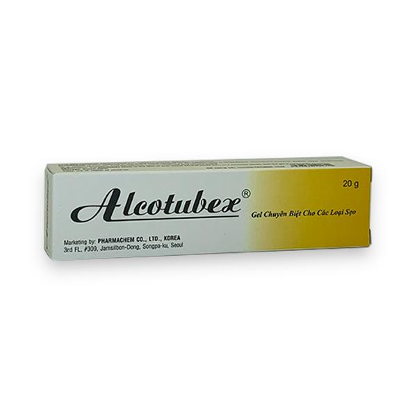Thuốc Alcotubex