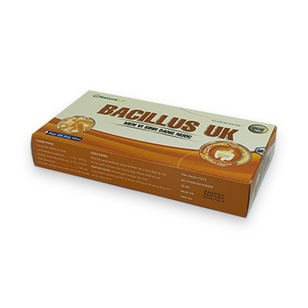 Men vi sinh Bacillus UK