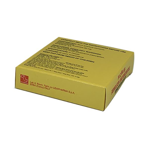 Thuốc tiêm sẹo lồi Lisanolona 80mg/2ml