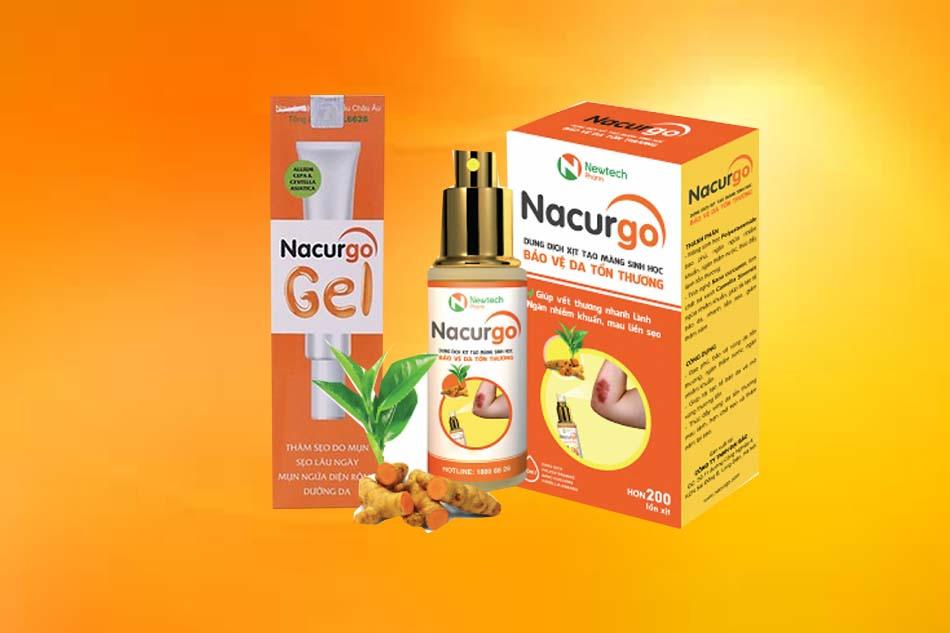 Nacurgo gel
