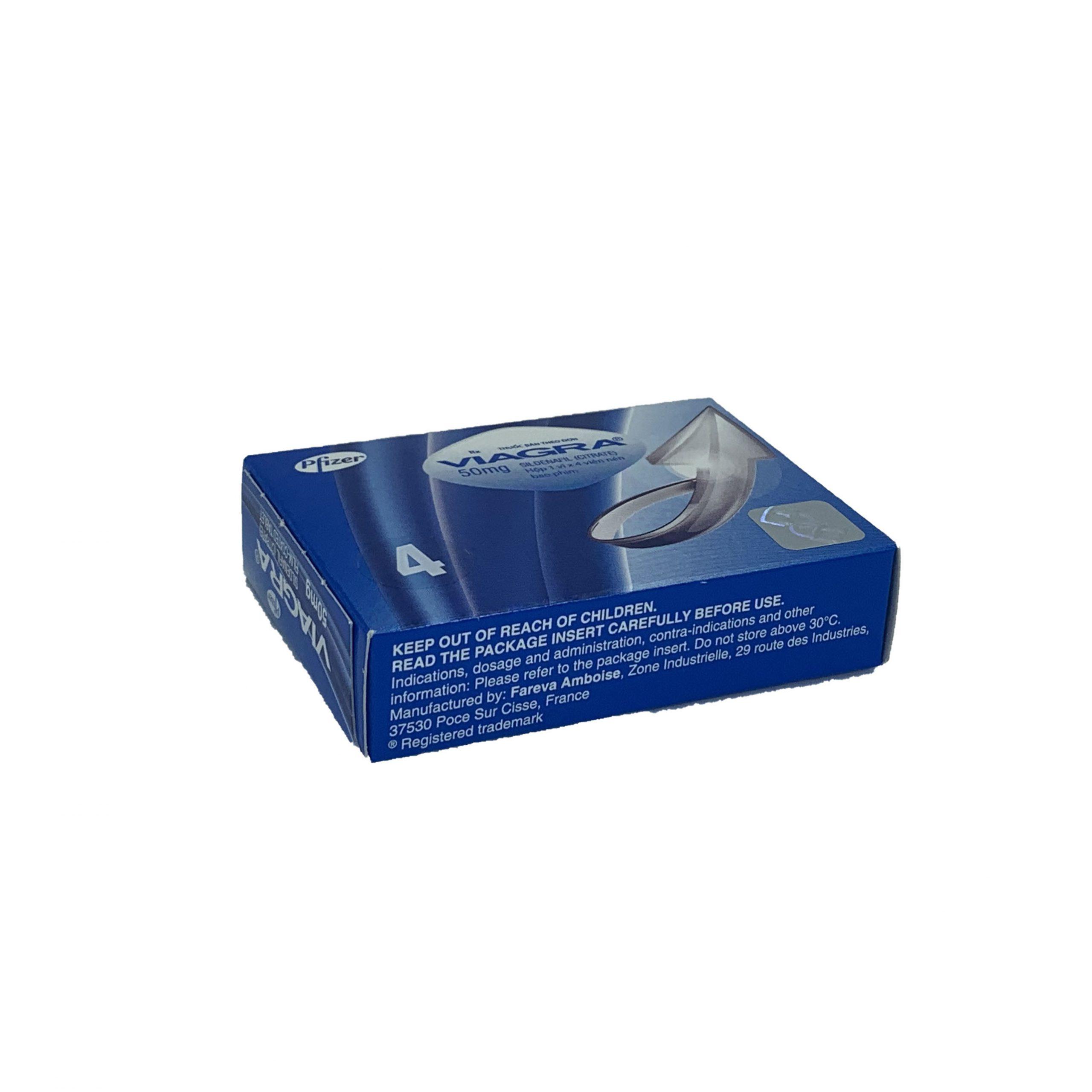 Thuốc cường dương Viagra 50mg