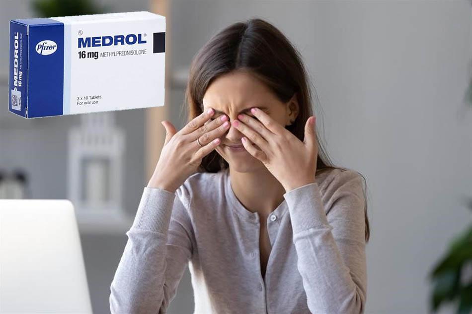 Medrol chỉ định cho các bệnh nhãn khoa