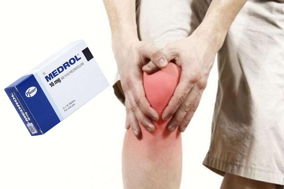 Medrol chỉ định cho rối loạn thấp khớp