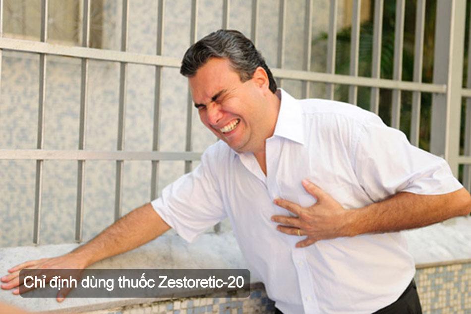 Ai nên sử dụng thuốc Zestoretic-20