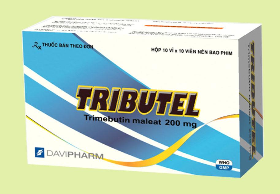 Hình ảnh thuốc Tributel 200mg